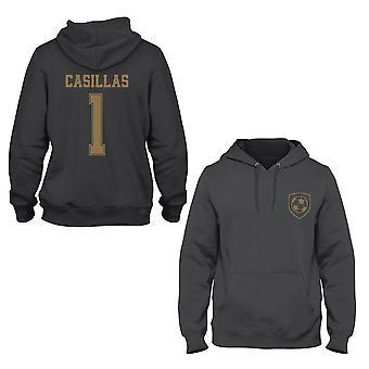إيكر كاسياس 1 ريال مدريد لاعب نمط هودي