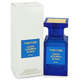 Tom Ford Costa Azzurra Acqua Eau de Toilette Spray (unisex) av Tom Ford 1,7 oz Eau de Toilette Spray