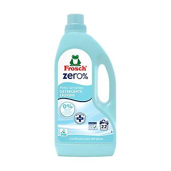 Zero% Sensitive Skin Liquid Detergent 1,5 L