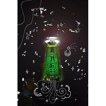 BigMouth Inc. UFO Beer Glass
