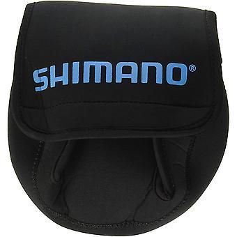 Shimano Neoprene Spinning Fishing Reel Cover - Black