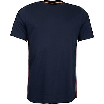 Paul Smith Mainline Stripe Tape Crew Neck T-Shirt