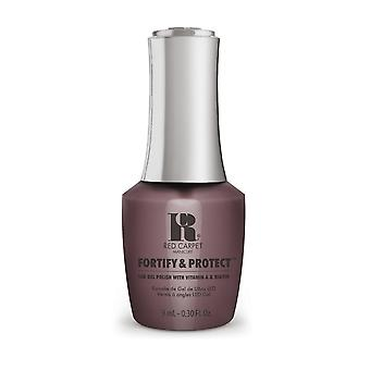 Red Carpet Manicure Fortify & Protect Gel Polish - Smile For The Cameras