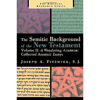 Essays on the Semitic Background of the New Testament by Joseph A Fit