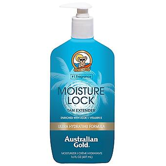 Australsk guld garvning extender med fugt blokering Lotion 473 ml