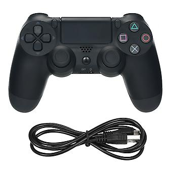 Wireless bluetooth ps4 gamepad joystick game controller with 3.5mm audio port