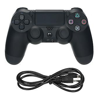 Controlador de juego de gamepad bluetooth ps4 inalámbrico con puerto de audio de 3,5 mm