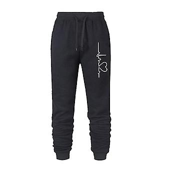 Loose Joggers Wide Leg Sweat Pants