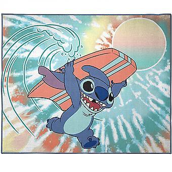 Disney Lilo & Stitch Catching Waves Room Rug