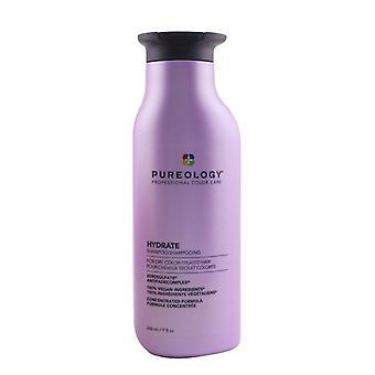 Pureology Hydrate Shampoo (For Dry, Colour-Treated Hair) 266ml/9oz