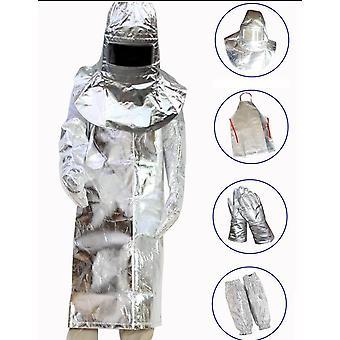 חליפת הגנה מפני קרינת חום
