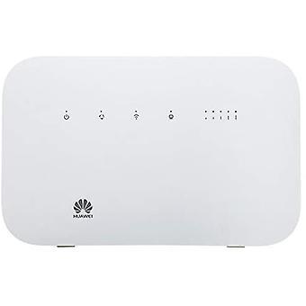 Huawei B612s-25d 4G LTE Cat.6 300Mbs CPE Router 4G trådlös router Vit