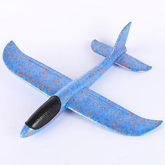38cm Good Quality Hand Launch Throwing Glider Aircraft Inertial Foam Epp