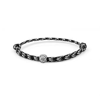Bracelet Homme  Zeades PENNON Black - ZMB02704 Corde Noir