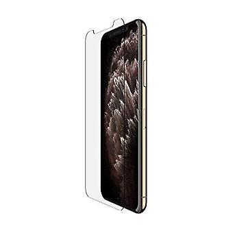 Belkin iPhone 11 Pro Max képernyővédő Edzett üveg antimikrobiális (Advanced Protection plus csökkenti a baktériumokat a képernyőn akár 99 százalék