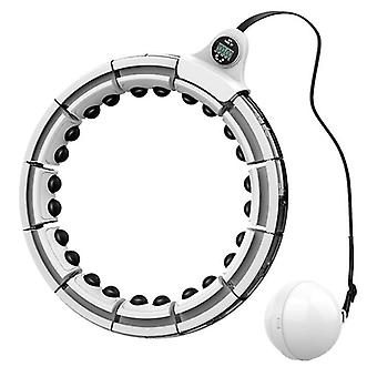 Q-6 vil ikke drop Hula Hoop Justerbar Smart Counting Hula Hoop Home Fitness Udstyr