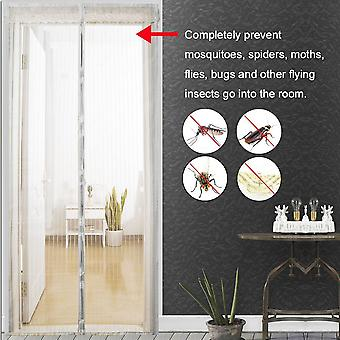 Summer Anti Mosquito Curtain Magnetic Curtains Automatic Closing Door Screen