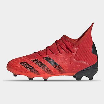 أداس المفترس .3 الأطفال FG أحذية كرة القدم