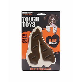 Rosewood Meaty Beef Dog Chew Speelgoed