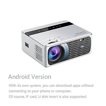 Full hd led multifunctional movie projector
