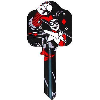 DC Comics Dörr Key Harley Quinn Officiell Licensierad Produkt