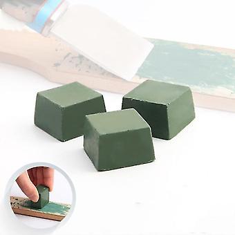 حلول تنظيف المجوهرات تلميع الخضراء لصق الألومينا غرامة برتقالي جلخ للمجوهرات المعدنية