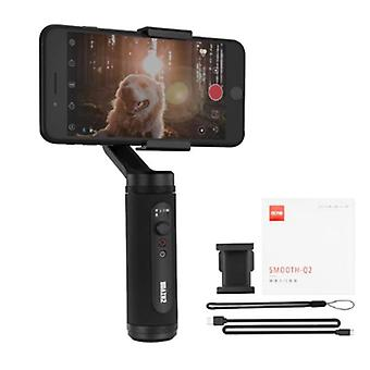 Q2 Phone Gimbal 3-axis Pocket-size Handheld Stabilizer For Smartphone