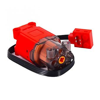 L Motor Enchanced Edition Train Accessories  High-tech Power Function Extension Technical Parts