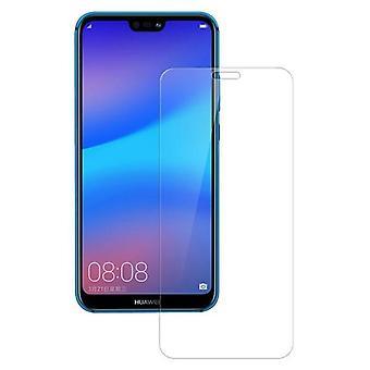 iCoverCase | Huawei P20 Lite | Protecteur d'écran | Verre trempé