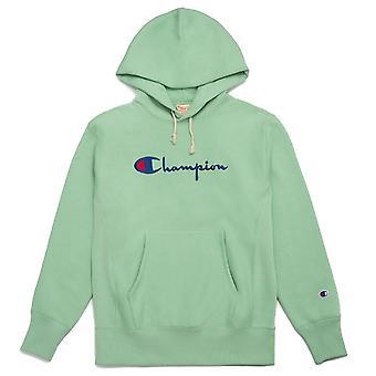 Champion Reverse Weave Script Logo Sweat-shirt à capuche 113149GS068 universel toute l'année femmes sweat-shirts