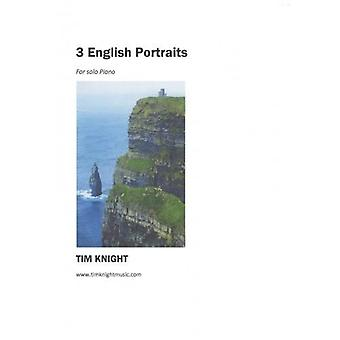 3 English Portraits