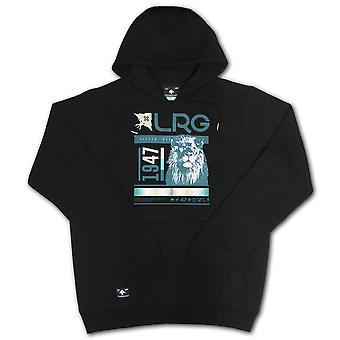 LRG ratsian Pullover Huppari musta