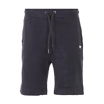 BOSS Logo Sustainable French Terry Shorts - Black