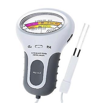 Ph Chlorine Meter Tester