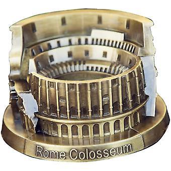 Aschenbecher Rom Kolosseum Aschenbecher Zigarettenaschenbecher für Indoor Outdoor Aschehalter für Raucher Geschenk für Männer