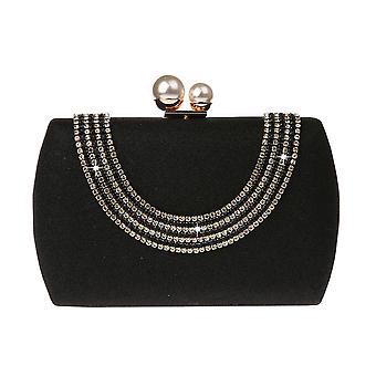 Glitter Evening Party Clutch Bag