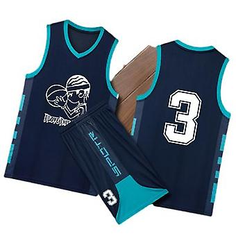 Koszykówka Uniformy Koszulki sportowe