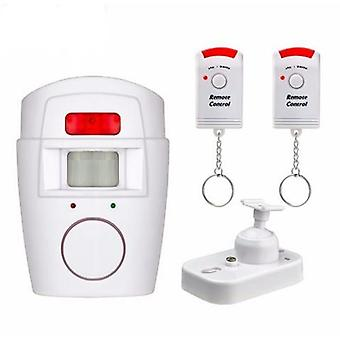Alarme de porte à distance, avec infrarouge, adaptée à la sécurité du bureau de garage à domicile