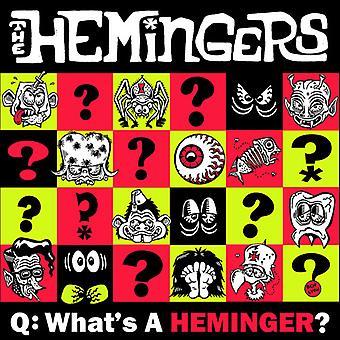 Hemingers - What a Heminger [Vinyl] USA import