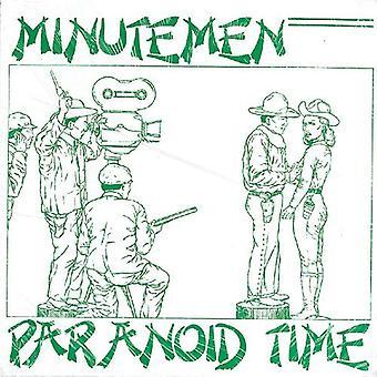 Minutemen - Paranoid Time [Vinyl] USA import