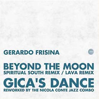 Gerardo Frisina - Beyond the Moon/Gica's Dance [Vinyl] USA import