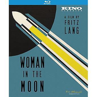 Woman in the Moon [Blu-ray] USA import