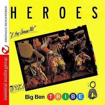 Big Ben Tribe - héroes [CD] USA importar