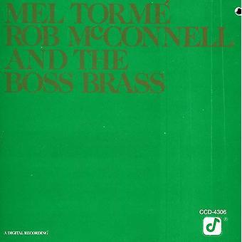 Importent des Torme/McConnell - et aux USA de Boss Brass [CD]