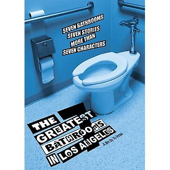 7 Greatest Bathrooms in Los Angeles [DVD] USA import