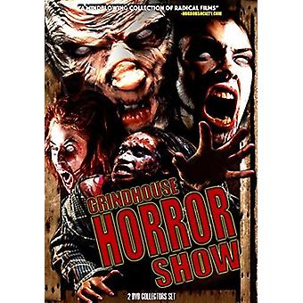 Grindhouse Horror Show [DVD] USA import
