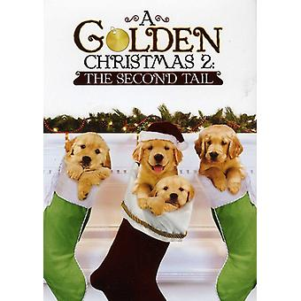 Golden Christmas 2: The Second Tail [DVD] USA import