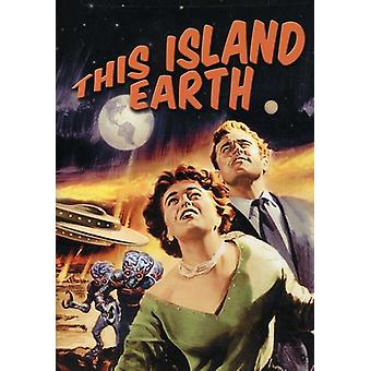 Cette importation USA Island Earth [DVD]