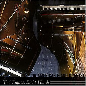 American Piano Duo - Two Pianos-8 Hands [CD] USA import