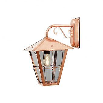 Konstsmide Fenix Rolled Copper Lantern Light